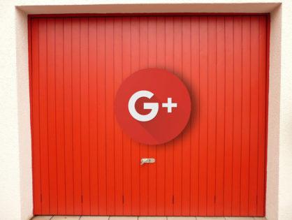Google Plus, cerrando el círculo